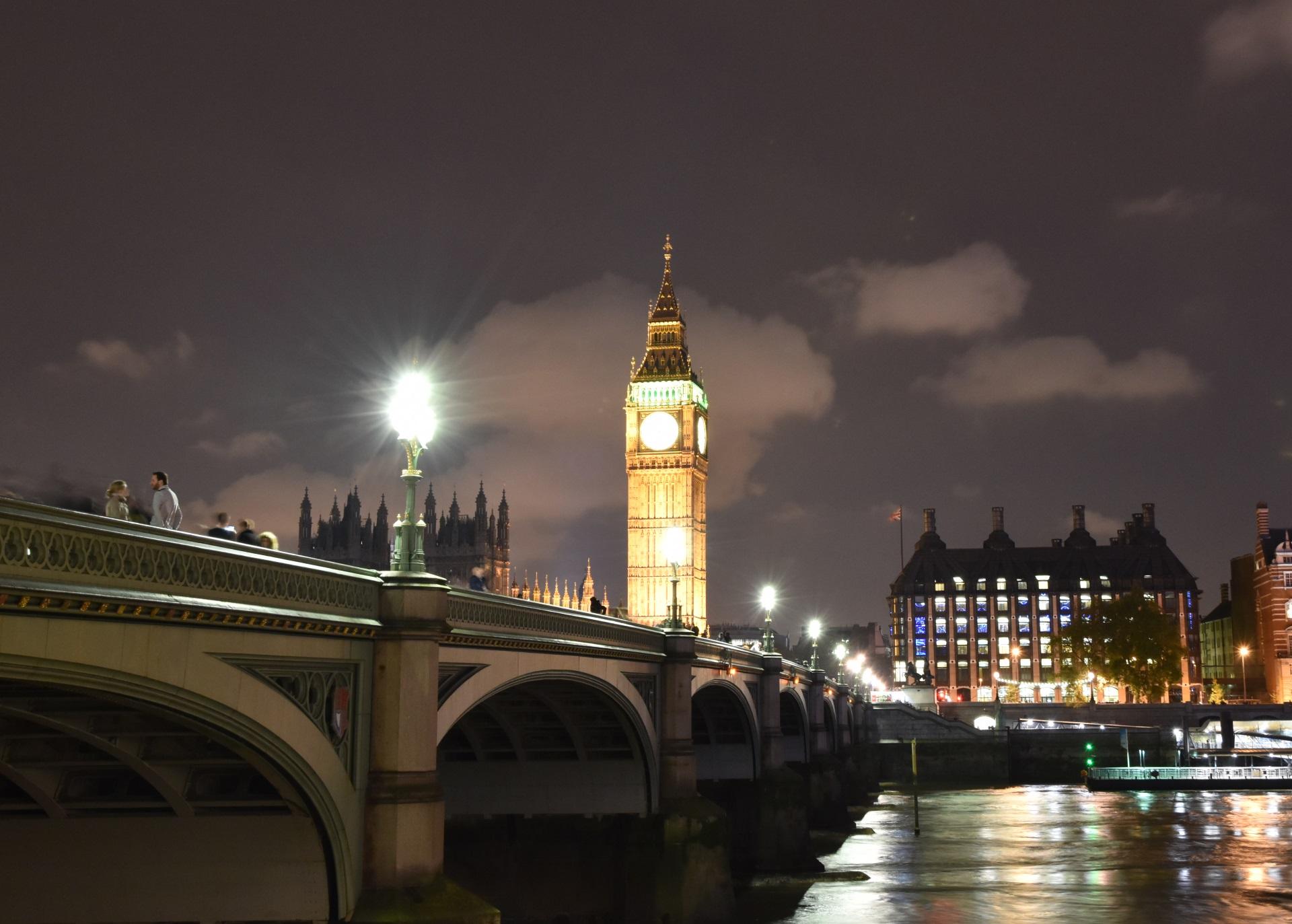 London Big Ben House of Parlament
